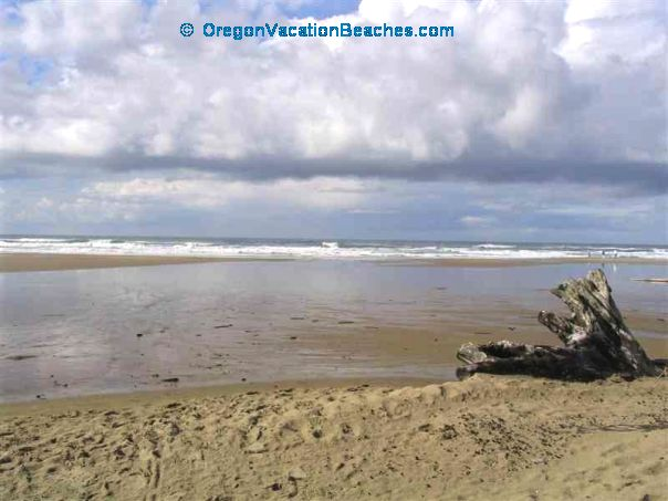 Heceta Beach - Pacific Ocean