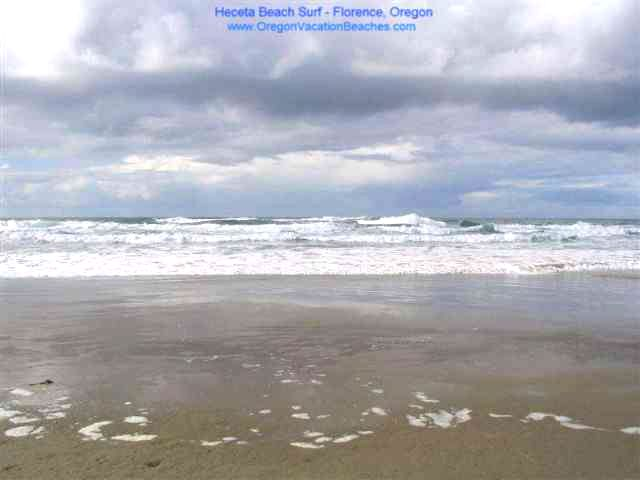 Oregon Coast - Heceta Beach - Pacific Ocean