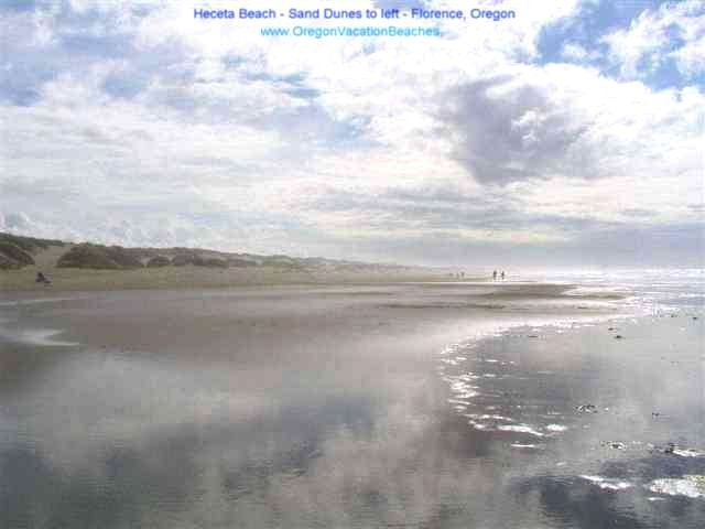 Oregon Heceta Beach - Pacific Ocean