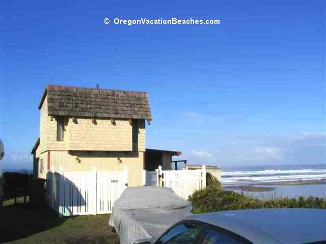 Florence Oregon Heceta Beach rental house
