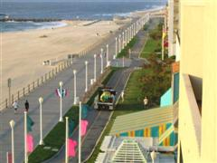 Virginia Beach Boardwalk & Bicycle path - Great Family Vacations