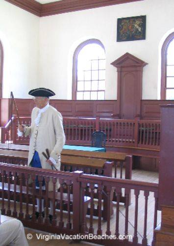 Whips used in Colonial Punishment - Williamsburg Colony Courthouse - VA