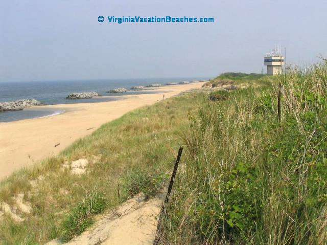 new electronic Lighthouse - natural Virginia Beaches area