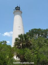 Historical Vacations - Florida St Marks Lighthouse